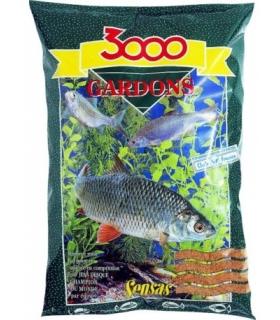SENSAS 3000 GARDONS 1KG