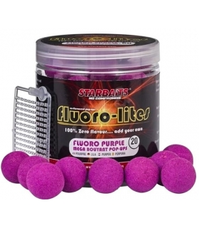 STARBAITS FLUORO-LITE PURPLE 14MM