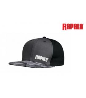 RAPALA LURE CAMO FLAT BRIM CAP