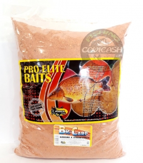 POISSON FENAG ENGODO BIG CARP STRAWBERRY & BANANA 1800GR