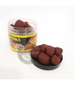 POISSON FENAG HOOK PELLETS POWDER RED KRILL & HALIBUT 14-20MM