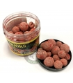 POISSON FENAG HOOK BOILIES POWDER ROBIN RED 14-20MM