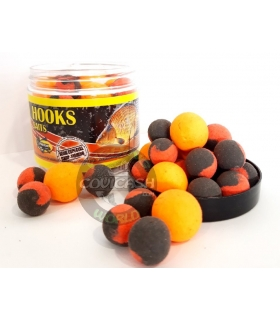 POISSON FENAG FLUORO POP-UPS KRILL & CRAB 14-20MM