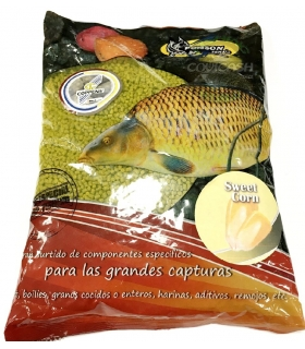 POISSON FENAG PELLETS SWEET CORN 3MM 800GR