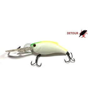 DETOUR MOGUL EVOLUTION 65SDR COLOR GLOW CHARTREUSE