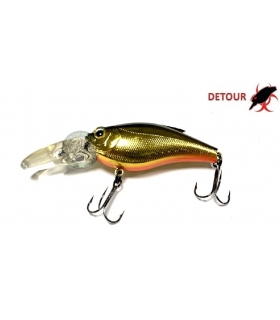DETOUR MOGUL EVOLUTION 60DR COLOR GOLD/BLACK