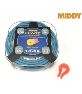 MIDDY MICRO-SHOCK CORE ELASTIC 3 M 2.7 MM DIAMETRO