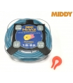 MIDDY MICRO-SHOCK CORE ELASTIC 3 M 2.7 MM DIAMETRO
