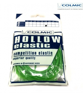 COLMIC HOLLOW COMPETITION ELASTIC 2.60 MM GREEN