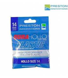 PRESTON INNOVATIONS DURA HOLLO ELASTIC 3 M SIZE 14
