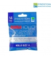 PRESTON INNOVATIONS DURA HOLLO ELASTIC 3 M SIZE 14