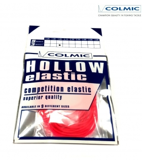 COLMIC HOLLOW ELASTIC 3 MTR 1.80 MM PINK