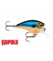 RAPALA BX BRAT 6' DEPTH FLOATING BLUE GHOST