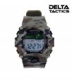 DELTA TACTICS RELOJ DIGITAL CAMO