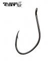 BLACK CAT MEGA HOOK 8/0 6 PCS BLACK NICKEL
