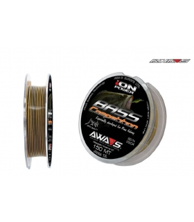 AWA SHIMA ION POWER BASS TOURNAMENT 0.286MM 150M