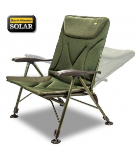 SILLA SOLAR BANKMASTER RECLINER CHAIR-WIDE