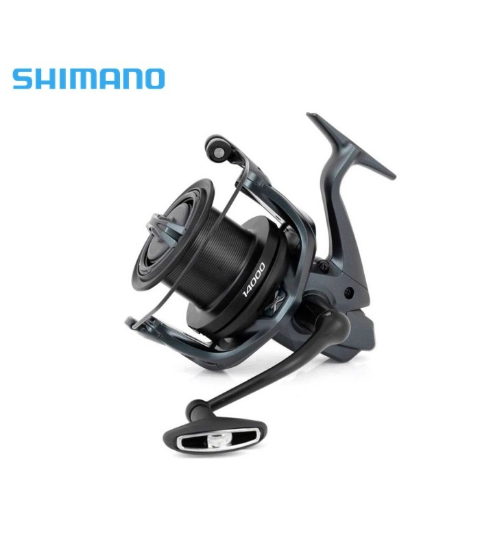 SHIMANO SPEED MASTER 14000 XTC 4.3:1