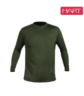 HART CREW-L T-SHIRT C.DARK OLIVE TALLA 3XL