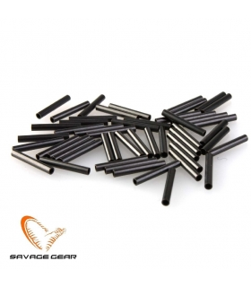 SAVAGE GEAR WIRE CRIMPS 1.2MM 100PCS