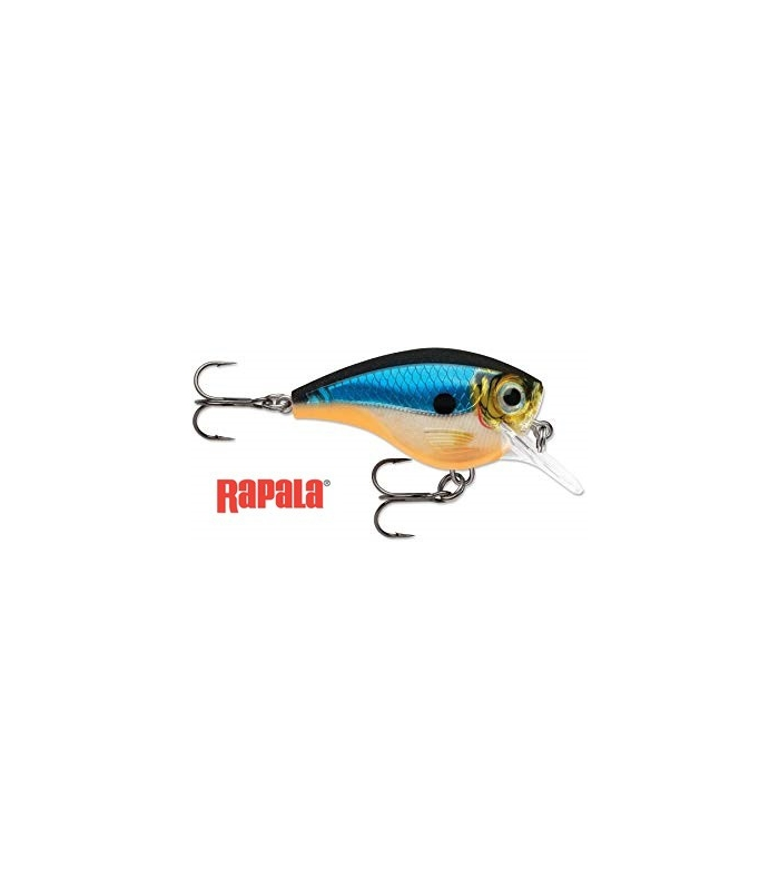 RAPALA BX BRAT BIG BLUE GHOST