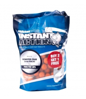 NASH INSTANT ACTION MONSTER CRAB 20MM 1KG