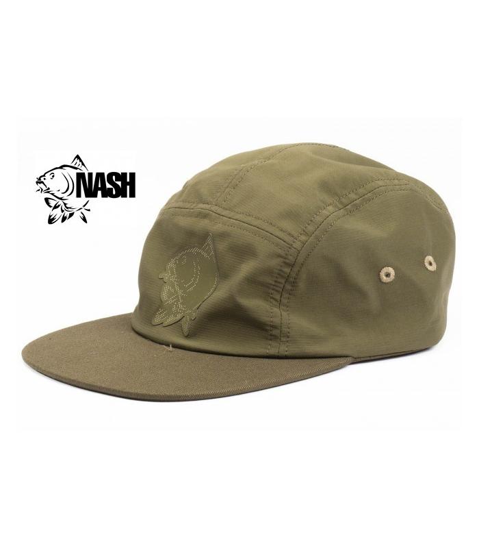 NASH 5 PANEL CAP