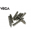 VEGA TUNGSTEN INSERT WEIGHT 3/32OZ 8PCS