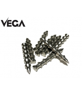 VEGA TUNGSTEN INSERT WEIGHT 5/64OZ 10PCS