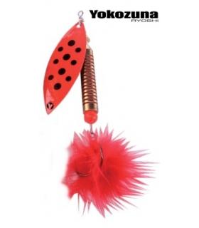 YOKOZUNA PIKER 28GR COLOR ROJO