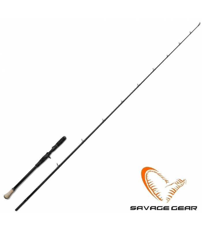 CAÑA SAVAGE GEAR SWIMBAIT 7'11'' 2-8Oz