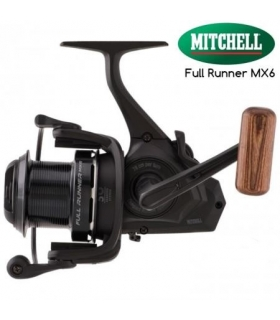 CARRETE MITCHELL FULL RUNNER MX6 9000