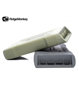 RIDGEMONKEY VAULT C-SMART WIRELESS 26950MAH GUNMETAL GREEN