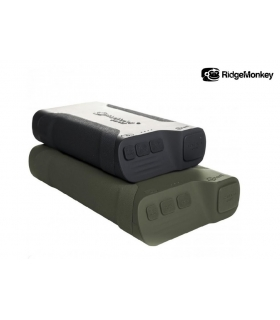 RIDGEMONKEY VAULT C-SMART POWERPACK 42150MAH GUNMETAL GREEN