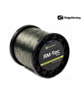 RIDGEMONKEY RM-TEC MONO 0.35MM 5.4KG 1200M GREEN