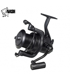 CARRETE NASH BP-12 FAST DRAG BIG PIT 4.7:1