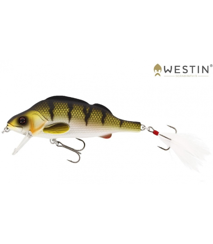 WESTIN PERCY THE PERCH 100MM 20G DULL PERCH