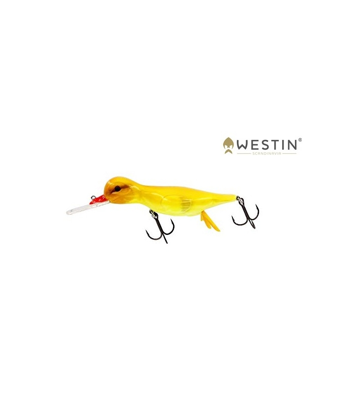 WESTIN DANNY THE DUCK 80MM 10G YELLOW DUCKLING