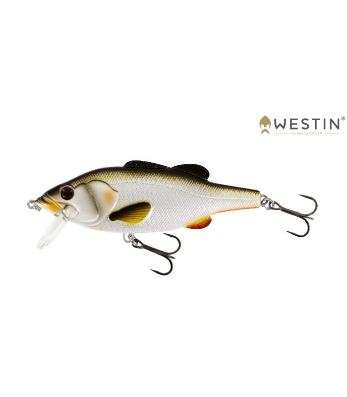 WESTIN BARRY THE BASS 100MM 22G LIVELY ROACH