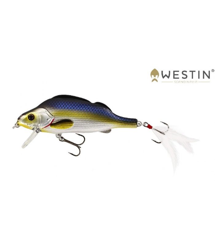 WESTIN PERCY THE PERCH 100MM 20G BLUE GLAMOUR