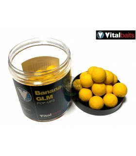 VITAL BAITS POP-UPS BANANA GLM 18MM