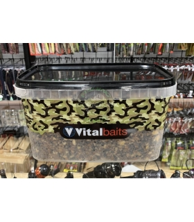 VITAL BAITS HEMP & MAIZE 3KG