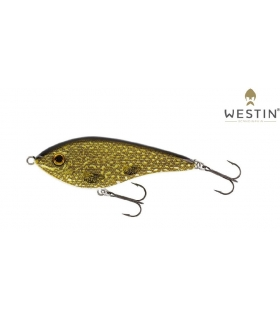 WESTIN SWIM 100MM 32G SUSPENDING NATURAL PIKE
