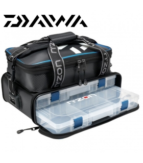 DAIWA N'ZONE FEEDER BAG MEDIUM 2 CAJAS
