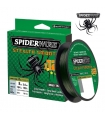 SPIDERWIRE STEALTH SMOOTH X12 0.13MM MOSS GREEN 150MTS