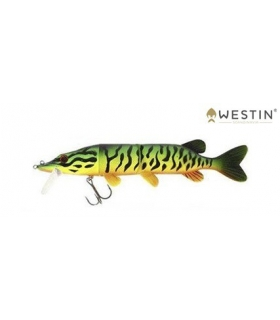 WESTIN MIKE THE PIKE 200MM 67G CRAZY FIRETIGER