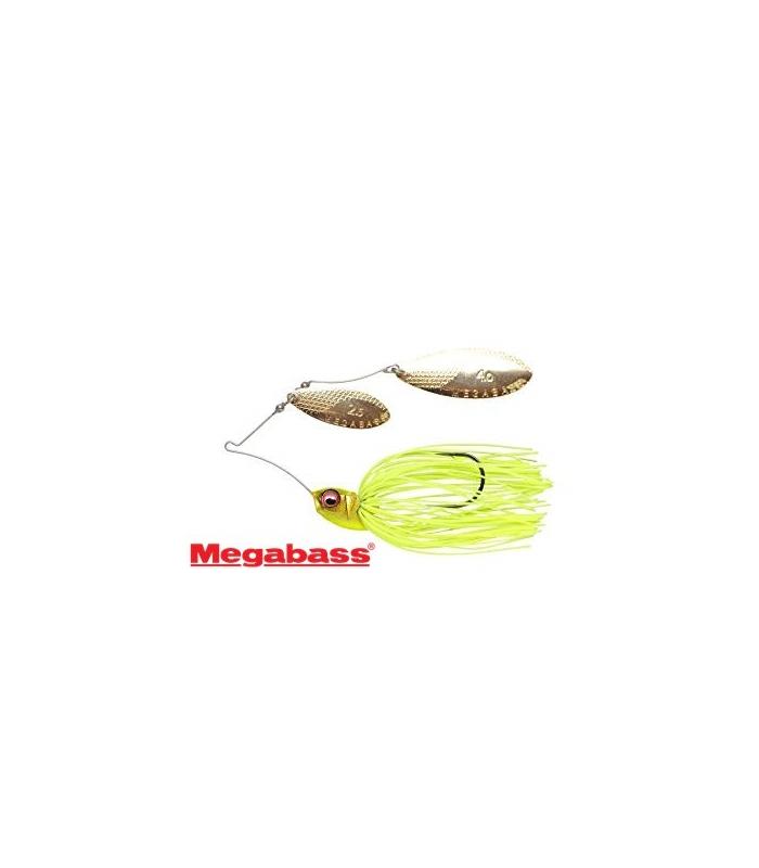MEGABASS V9 K KEEL 1/2OZ CHARTREUSE SHINER