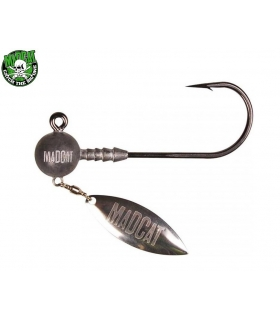MADCAT JIGHEAD WITH BLADE 40G QTY 2