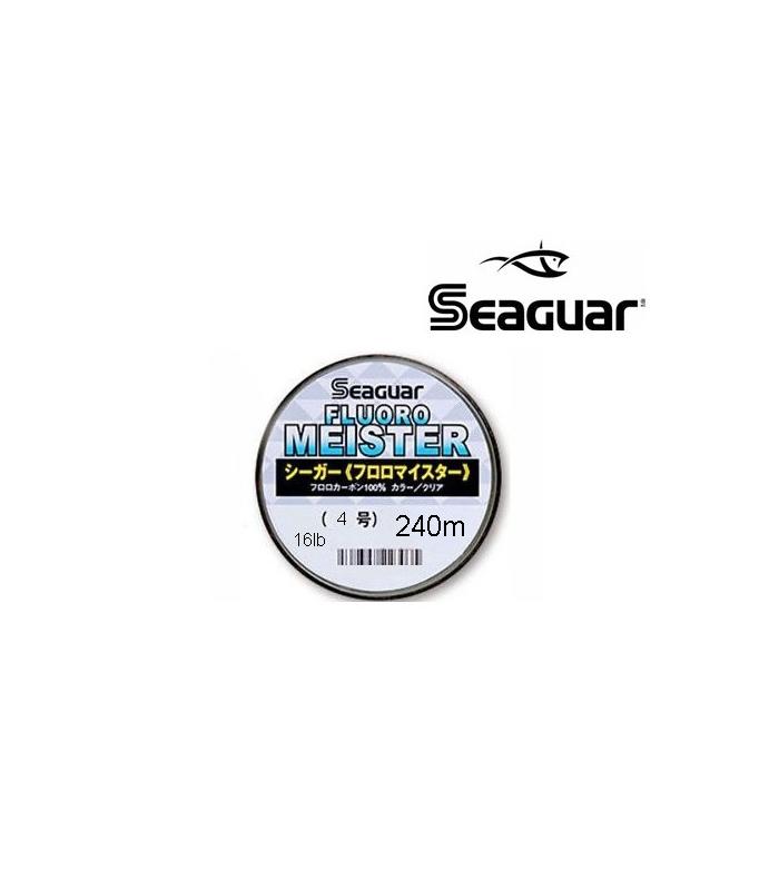 SEAGUAR FLUORO MEISTER 240 M 16LB