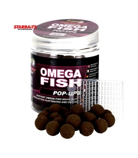 STARBAITS OMEGA FISH FLUORO POP-UPS 14MM